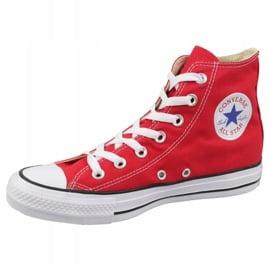 Buty Converse Chuck Taylor All Star Hi M9621C czerwone 1
