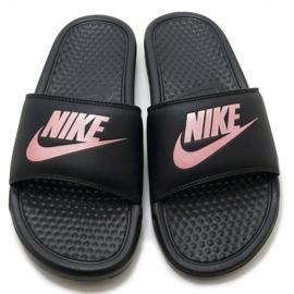 Klapki Nike Benassi Just Do It W 343881-007 czarne 1