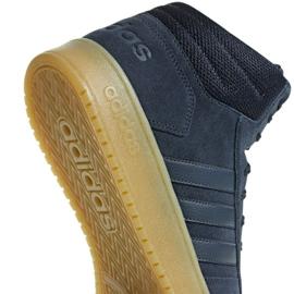 Buty koszykarskie adidas Hoops 2.0 Mid M F34798 granatowe granatowe 5
