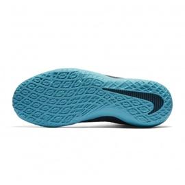 Buty halowe Nike HypervenomX Phelon Iii Df Ic Jr 917774-414 niebieskie wielokolorowe 1