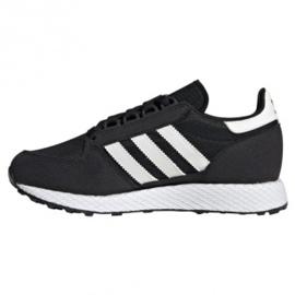 Buty adidas Originals Forest Grove Jr EE6557 czarne 1