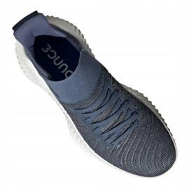 Buty biegowe adidas Alphabounce Trainer M CG6237 niebieskie 3