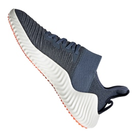 Buty biegowe adidas Alphabounce Trainer M CG6237 niebieskie 5