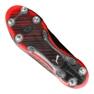 Buty piłkarskie Puma One 5.1 Mx Sg M 105615-01 czarny, czerwony czerwone 3