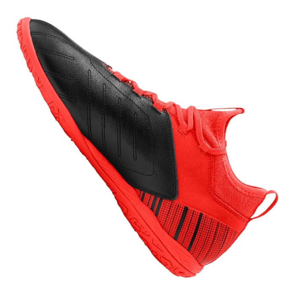 Buty halowe Puma One 5.3 It M 105649 01 czarny, czerwony czerwone
