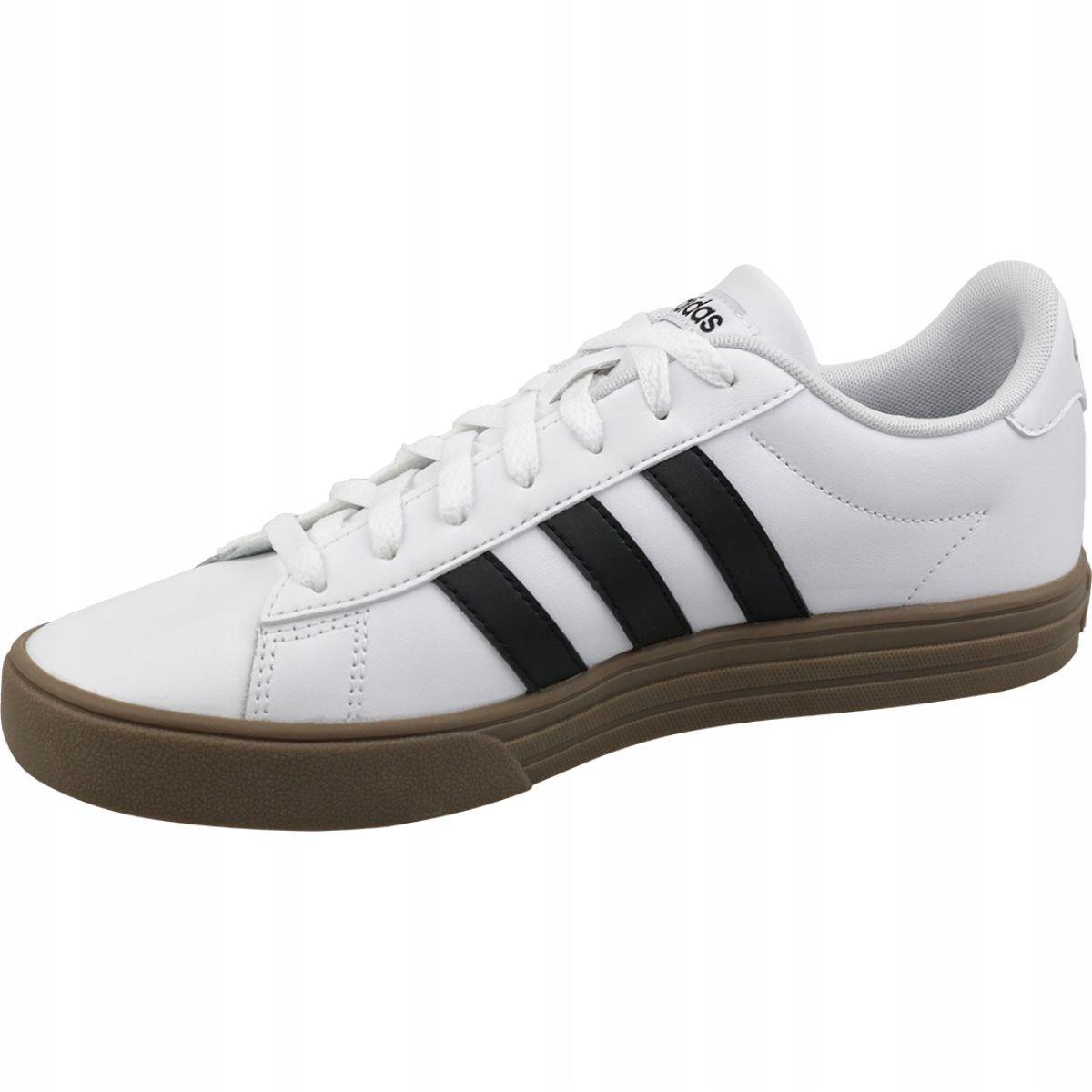 Buty adidas Daily 2.0 M F34469 białe