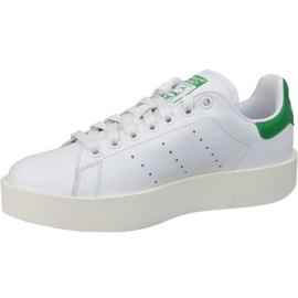 Buty adidas Stan Smith Bold W S32266 białe 1