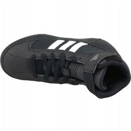 Buty adidas Havoc K Jr AQ3327 czarne 2
