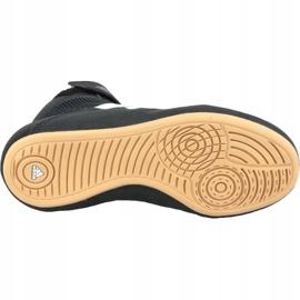 Buty adidas Havoc K Jr AQ3327 czarne 3