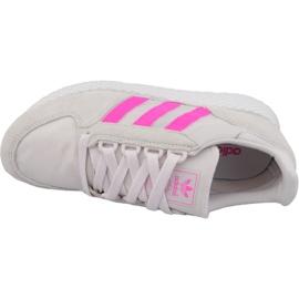 Buty adidas Forest Grove W EE5847 białe 2