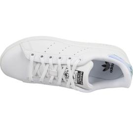 Buty adidas Stan Smith Jr AQ6272 białe 2