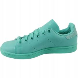 Buty adidas Stan Smith Adicolor W S80250 niebieskie 1