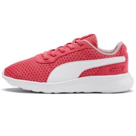 Buty Puma St Activate Ac Ps Jr 369070 09 koralowe czerwone 1