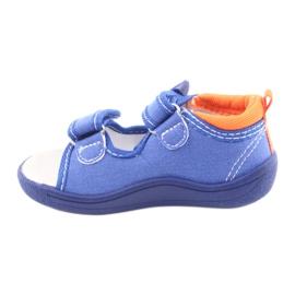 American Club niebieskie sandałki dziecięce TEN36 2