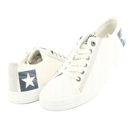 Big star trampki białe 174074 3