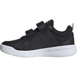 Buty adidas Tensaur C Jr EF1092 czarne 1