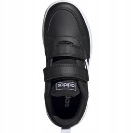 Buty adidas Tensaur C Jr EF1092 czarne 2