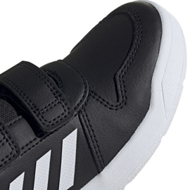 Buty adidas Tensaur C Jr EF1092 czarne 4