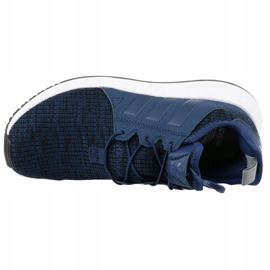 Buty adidas X_PLR Jr BY9876 granatowe 2