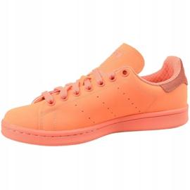 Buty adidas Stan Smith Adicolor W S80251 pomarańczowe 1