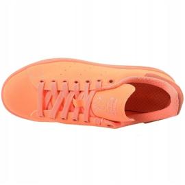 Buty adidas Stan Smith Adicolor W S80251 pomarańczowe 2