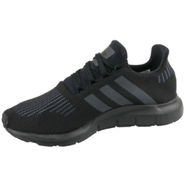 Buty adidas Swift Run Jr CM7919 czarne 1