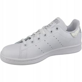 Buty adidas Stan Smith Jr EE8483 białe 1