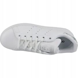 Buty adidas Stan Smith Jr EE8483 białe 2
