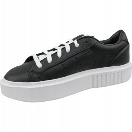 Buty adidas Sleek Super W EE4519 czarne 1