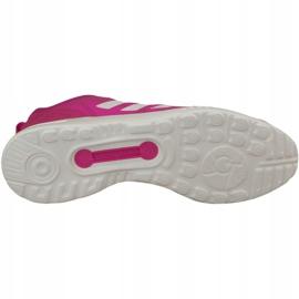 Buty adidas Zx Flux Adv Smooth W S79502 różowe 3
