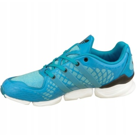 Buty adidas H Flexa W G65789 niebieskie 1