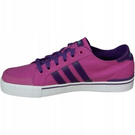 Buty adidas Clementes K Jr F99281 różowe 1