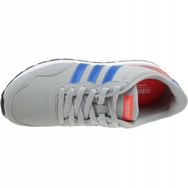 Buty adidas V Jog K Jr AW4147 szare 2