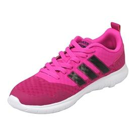 Buty adidas Cloudfoam Lite Flex W AW4203 różowe 1