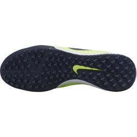 Buty piłkarskie Nike Phantom Venom Academy Tf Jr AO0571 717 zielone 2