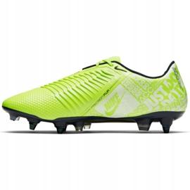 Buty piłkarskie Nike Phantom Venom Elite Sg Pro Ac M AO0575-717 zielone wielokolorowe 1