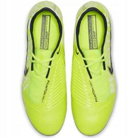 Buty piłkarskie Nike Phantom Venom Elite Sg Pro Ac M AO0575-717 zielone wielokolorowe 2