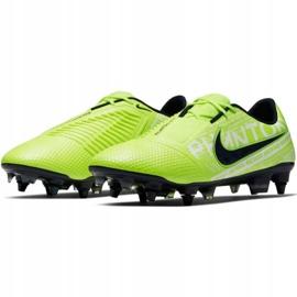 Buty piłkarskie Nike Phantom Venom Elite Sg Pro Ac M AO0575-717 zielone wielokolorowe 3