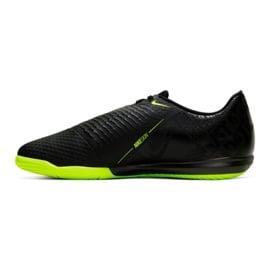 Buty halowe Nike Phantom Vnm Academy Ic M AO0570-007 czarny czarne 1