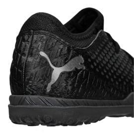 Buty piłkarskie Puma Future 4.4 Tt M 105690-02 czarny czarne 1