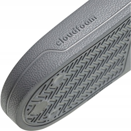 Klapki adidas Adilette Shower M B42212 szare 1