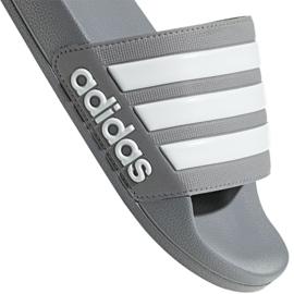 Klapki adidas Adilette Shower M B42212 szare 6