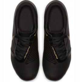 Buty piłkarskie Nike Phantom Venom CLub Fg Jr AO0396-077 czarne wielokolorowe 1