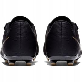 Buty piłkarskie Nike Phantom Venom CLub Fg Jr AO0396-077 czarne wielokolorowe 4