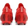 Buty piłkarskie Puma One 5.3 Fg Ag JR105657 01 czerwono czarne zdjęcie 4