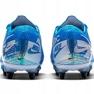 Buty piłkarskie Nike Mercurial Vapor 13 Elite SG-Pro Ac M AT7899 414 niebieskie zdjęcie 3