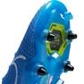 Buty piłkarskie Nike Mercurial Vapor 13 Elite SG-Pro Ac M AT7899 414 niebieskie zdjęcie 5