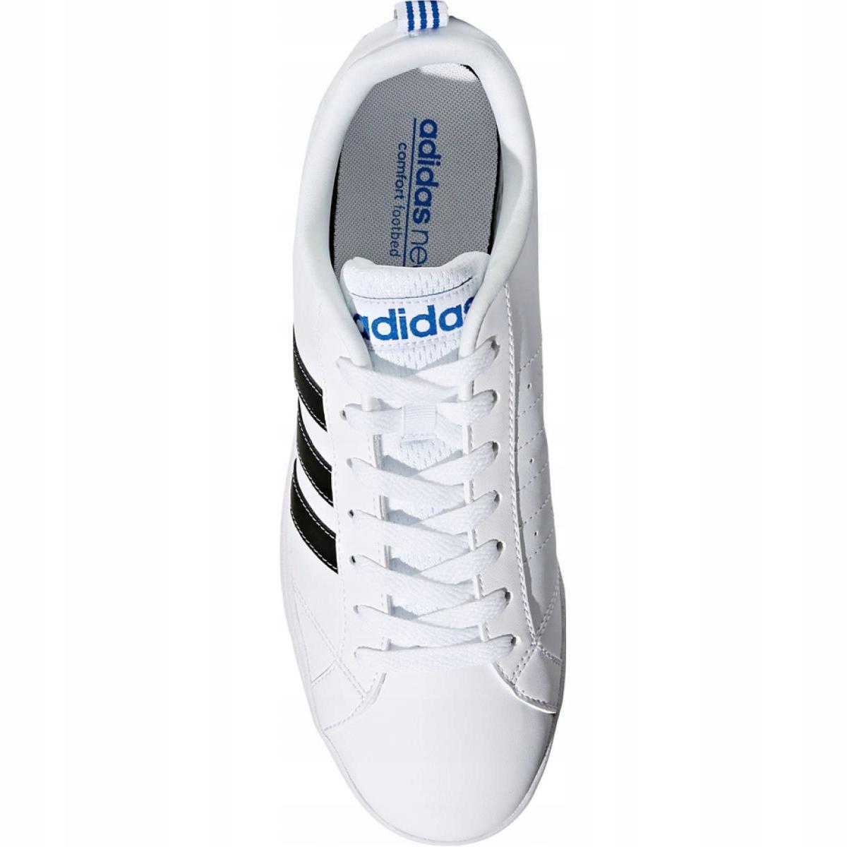 Buty adidas Vs Advantage M F99256 białe