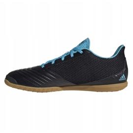 Buty halowe adidas Predator 19.4 In Sala M F35631 czarne czarne 1