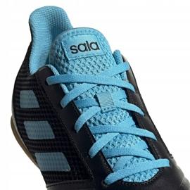 Buty halowe adidas Predator 19.4 In Sala M F35631 czarne czarne 3